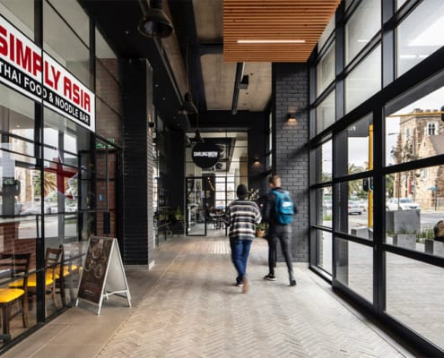 Simply Asia shopfront - Wex1 - Metal Windows