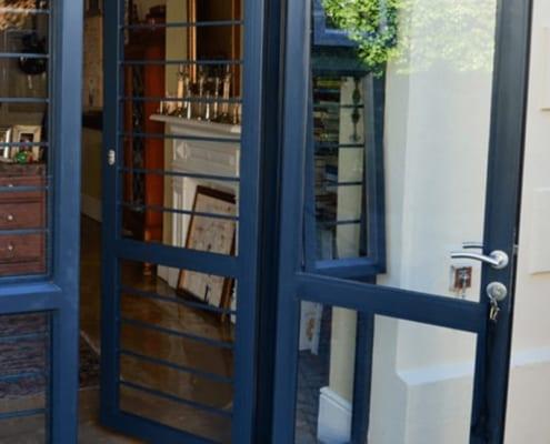 Aluminium Doors - Metal Windows - Entrance