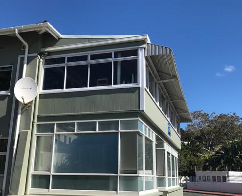 Seven seas club simonstown - Metal Windows - Windwo - Window Installation