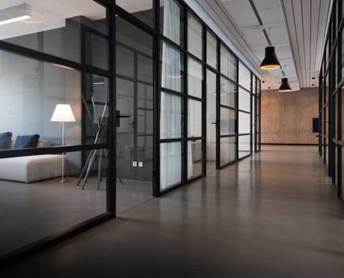 Steel Doors - Metal Windows - Aluminium Windows Installations