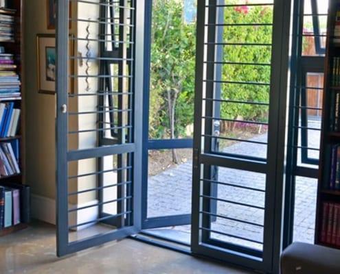 Steel Doors - Metal Windows - Aluminium Windows Living Room