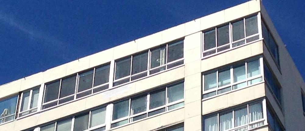 La Rochelle - Residential - apartment - Aluminium - Metal Windows