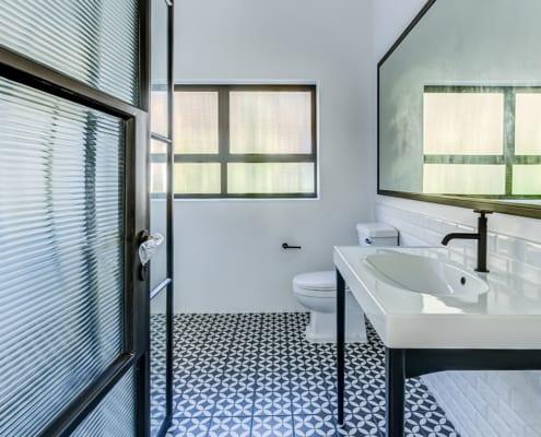 Silver Mist Estate - Metal Windows - Bathroom
