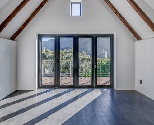 Silver Mist Estate - Metal Windows - Interior