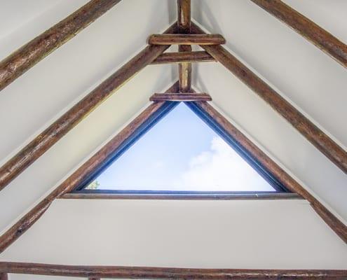 Silver Mist Estate - Metal Windows - Roof