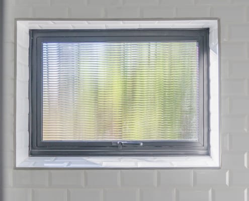Silver Mist Estate - Metal Windows - Small Window View