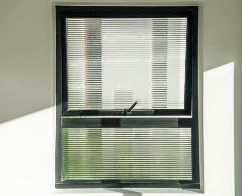 Silver Mist Estate - Metl Windows - Doubel Window View