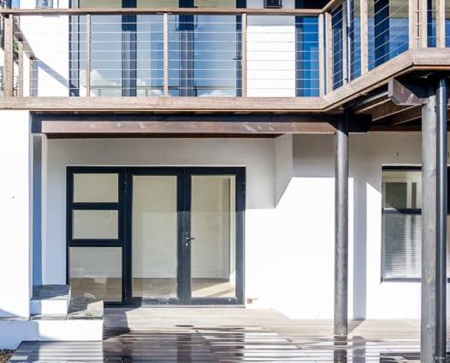 Silver Mist Estate - Metl Windows - Outside