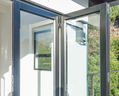 Silver Mist Estate - Metl Windows - Window Open View