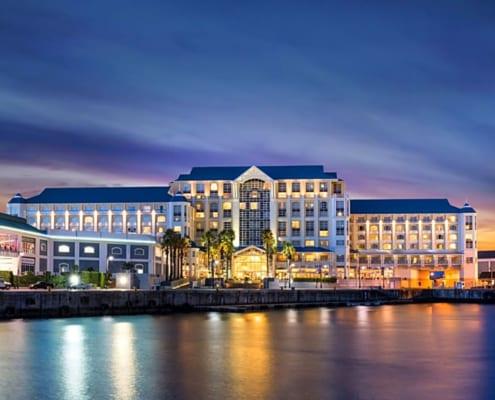 Table Bay Hotel - Metal Windows - Exterior Main View