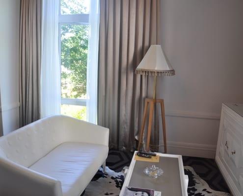 The Alphen Boutique Hotel - Interior - Aluminium Windows