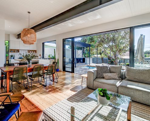Metal Windows - Balfour House - Kitchen After