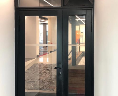 NSRI Montague Gardens - Metal Windows - Aluminium Door
