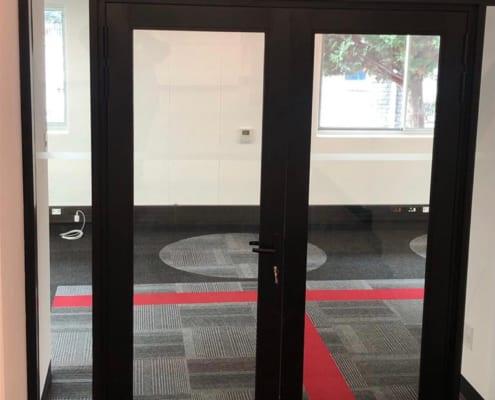 NSRI Montague Gardens - Metal Windows - Aluminium Door Entrance