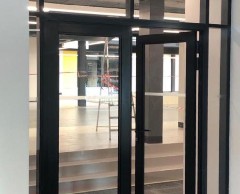 NSRI Montague Gardens - Metal Windows - Main Door