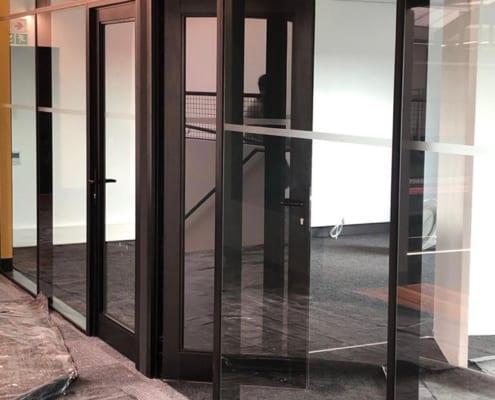 NSRI Montague Gardens - Metal Windows - Main Door Entrance Door