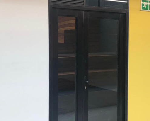 NSRI Montague Gardens - Metal Windows - Main Doors