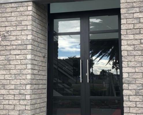 NSRI Montague Gardens - Metal Windows - Main Entrace