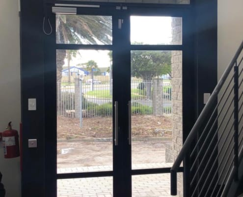 NSRI Montague Gardens - Metal Windows - Main Entrance
