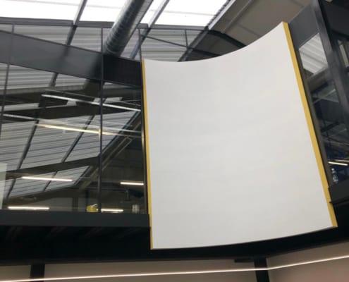 NSRI Montague Gardens - Metal Windows - Roof View