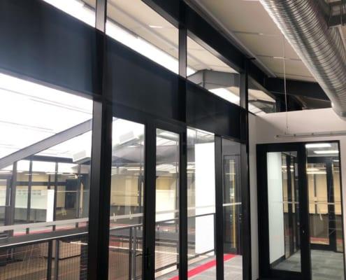 NSRI Montague Gardens - Metal Windows - Walk Way