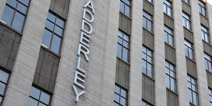 Ok Bazaars - Adderley - Metal Windows