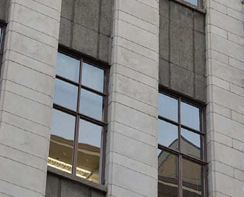 Watershed VA Waterfront - Metal Windows