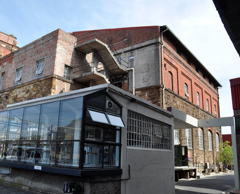 Cantina - Old Castle Brewery - Aluminium - Exterior View