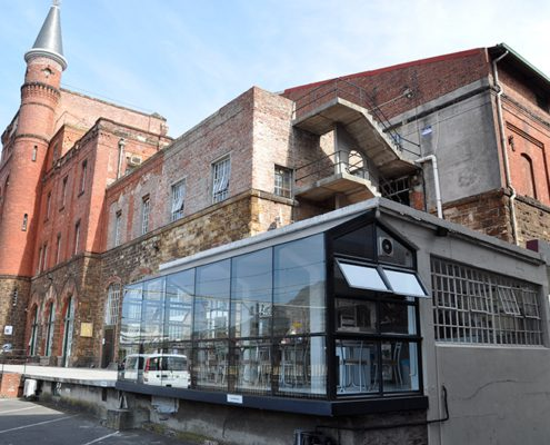 Cantina - Old Castle Brewery - Aluminium - Main View
