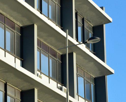Lafarge - Exterior - Metal Windows