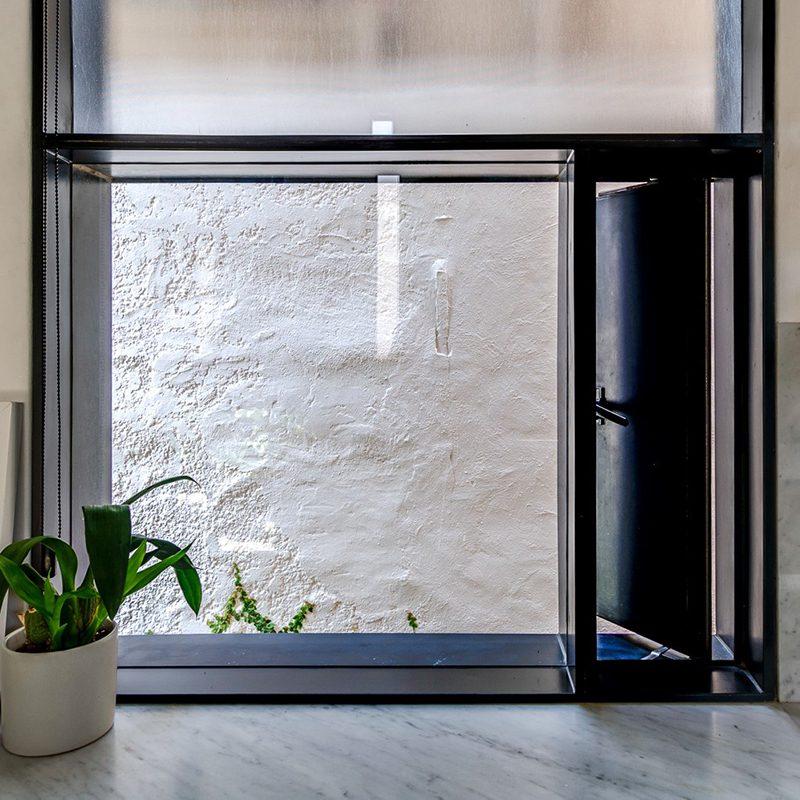 Steel windows - Metal Windows