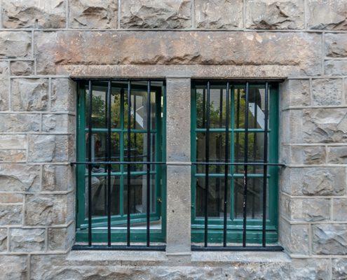 The Waterfront Theatre School - Metal Windows - Window Close