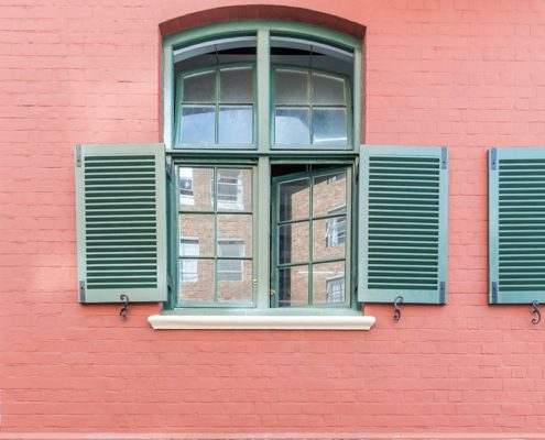 The Waterfront Theatre School - Metal Windows - Windows View