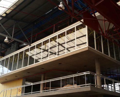Watershed - Construction - Aluminium Windows